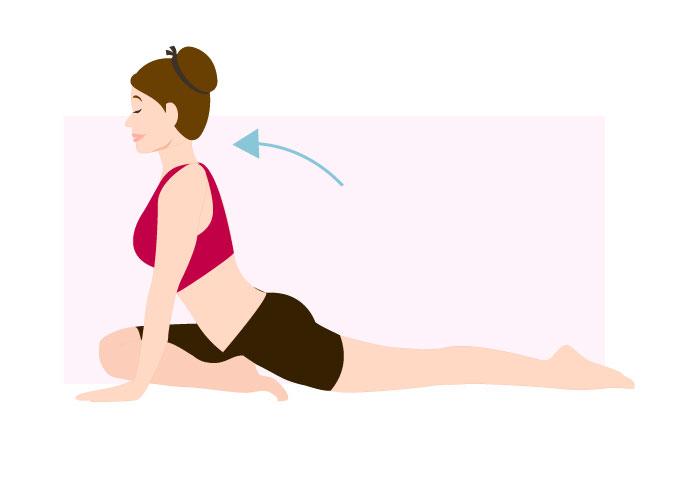 おしり の 筋肉 を ほぐす